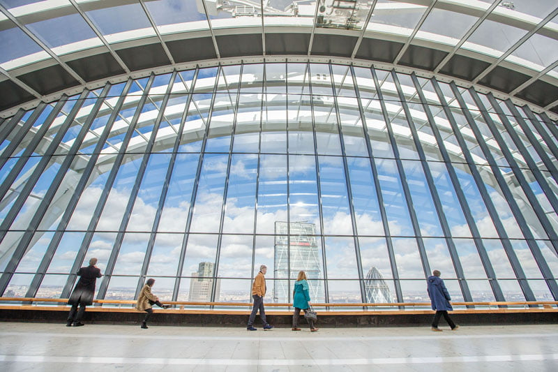 Sky Garden Of Walkie Talkie Tower is Highest in London (21)