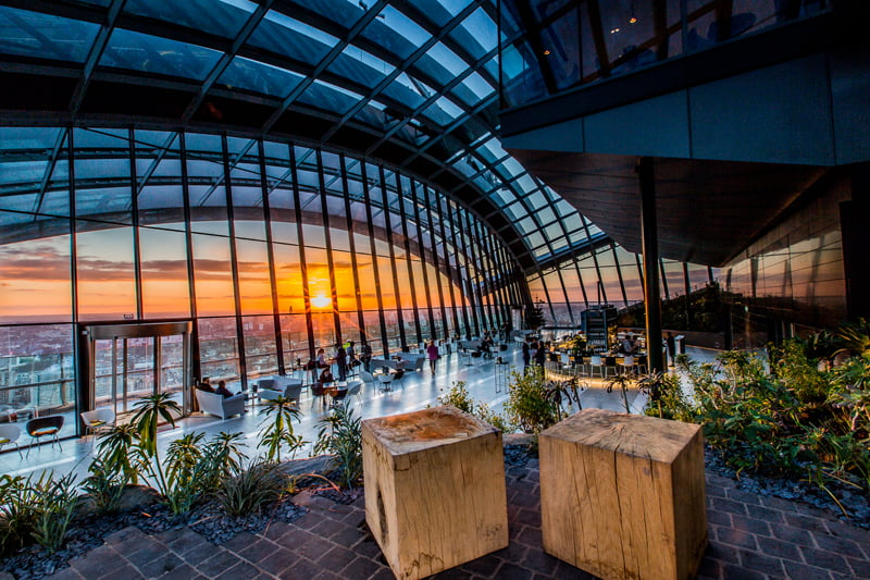 Sky Garden Of Walkie Talkie Tower is Highest in London (24)