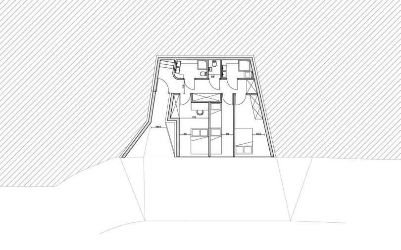 Modern French House Design Casa Jura by JDS architects (10)