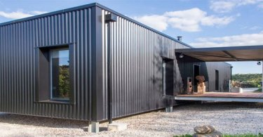shipping container house,