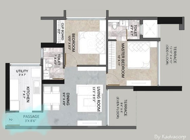 2-bedroom-flat-with-entrance-passage-04