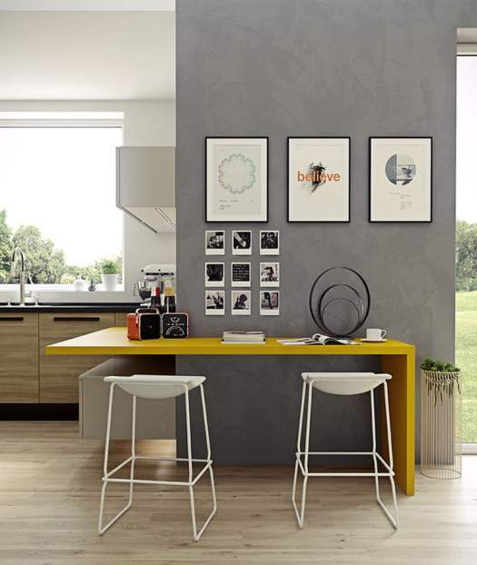 modern kitchen interior 3
