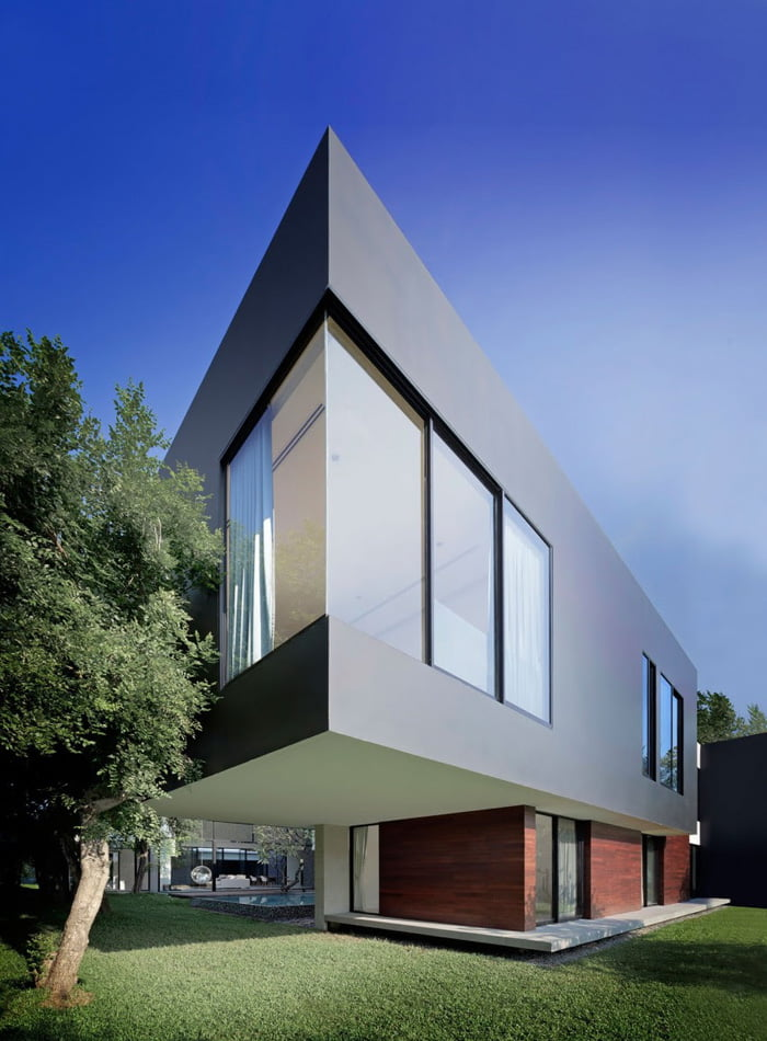 Design element of modern house planning