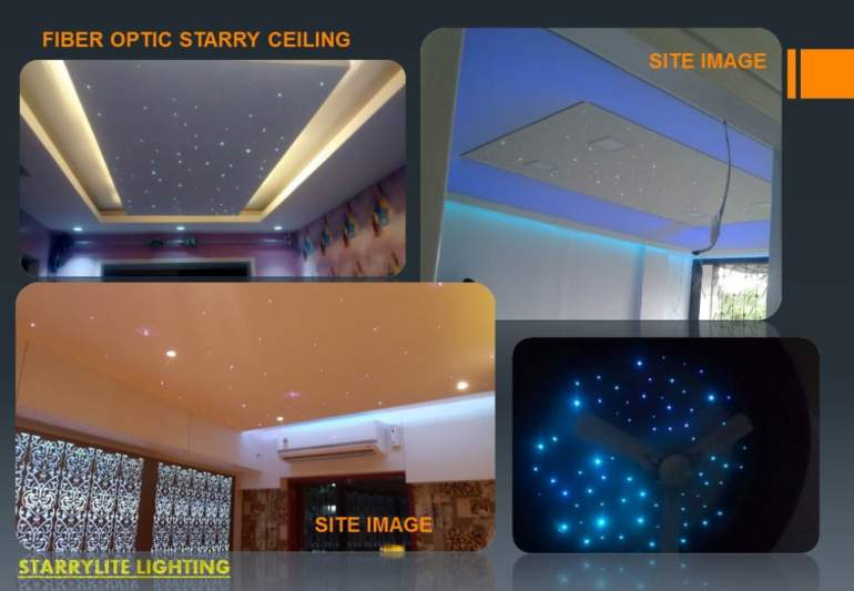 Fiber Optic lighting Systems For Interior Lighting By StarryLite (1)
