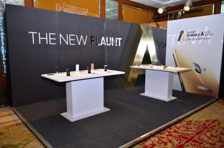 The New Flaunt Samsung Galaxy A 2016 Edition Launch in India (7)