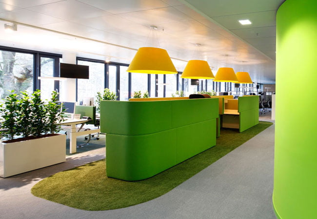 workbase office space