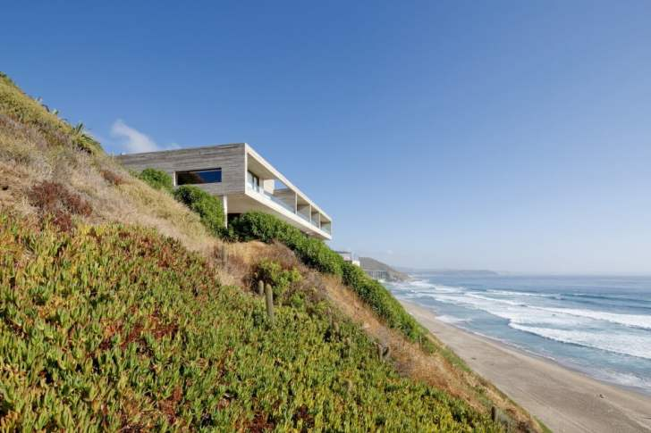 Beach house in chile