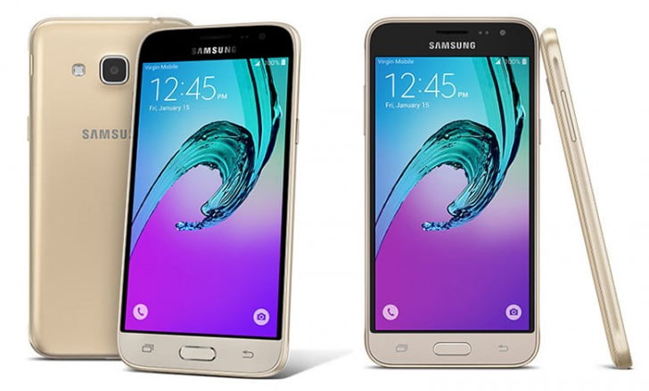 Samsung Galaxy J3 Full Specifications And Price In India