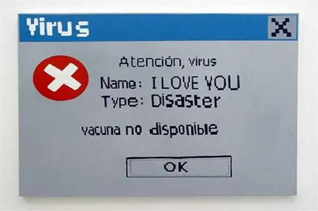 I Love You virus,