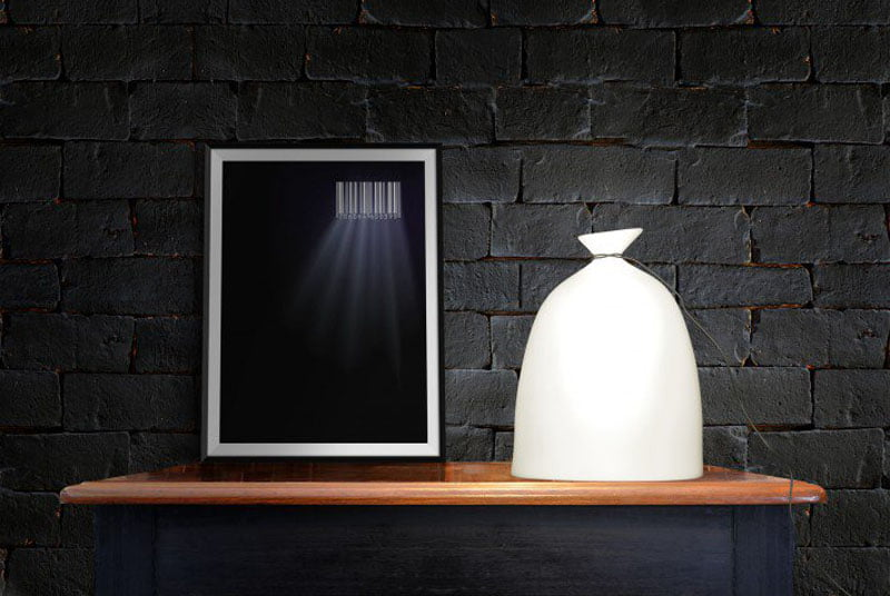 Baggy Lamp by Elnur Babayev