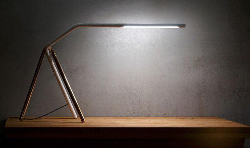Linear Task Light by Ray Teng Pai