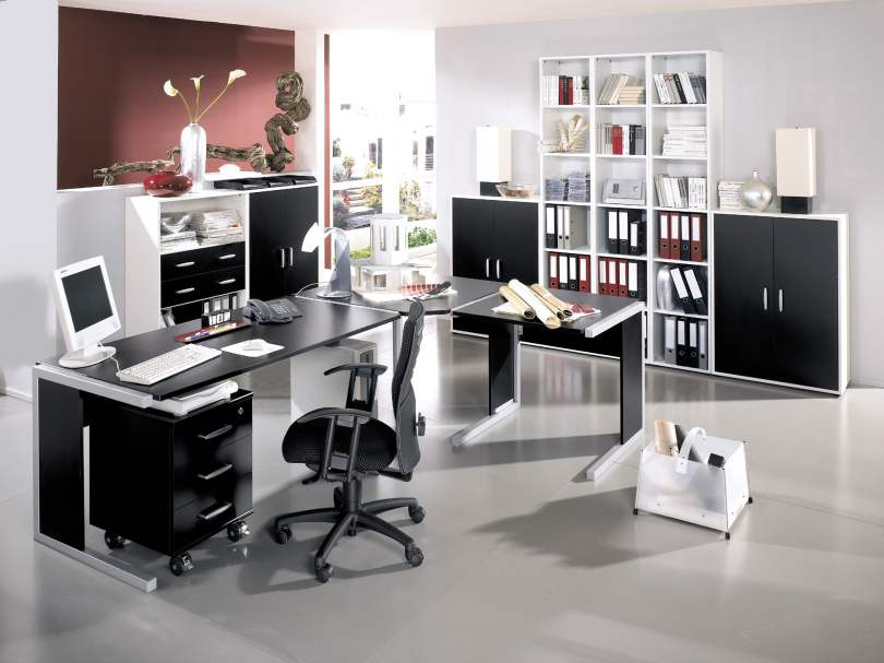 Create Focused Home Office Design Layout