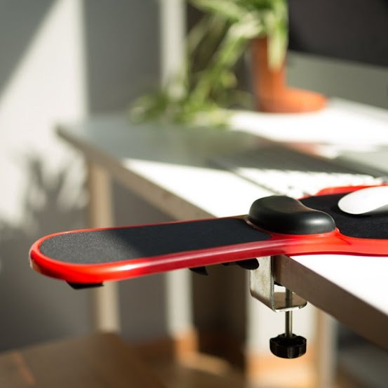Mouse Pad Arm-Stand Desk (4)