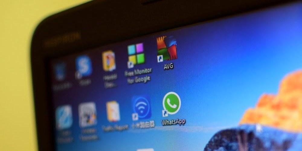 WhatsApp Desktop App,