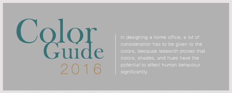 color guide 2016