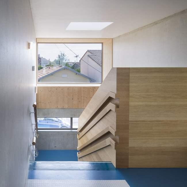 wooden handrail design, wall mounted wood handrail design,