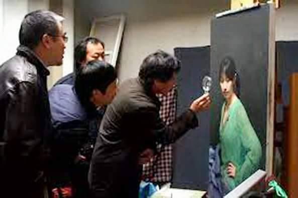 Super Realistic Drawing by Artist Leng Jun (3)