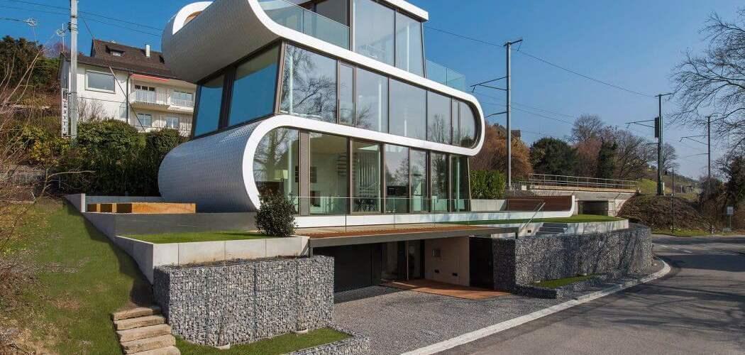 modern house design,