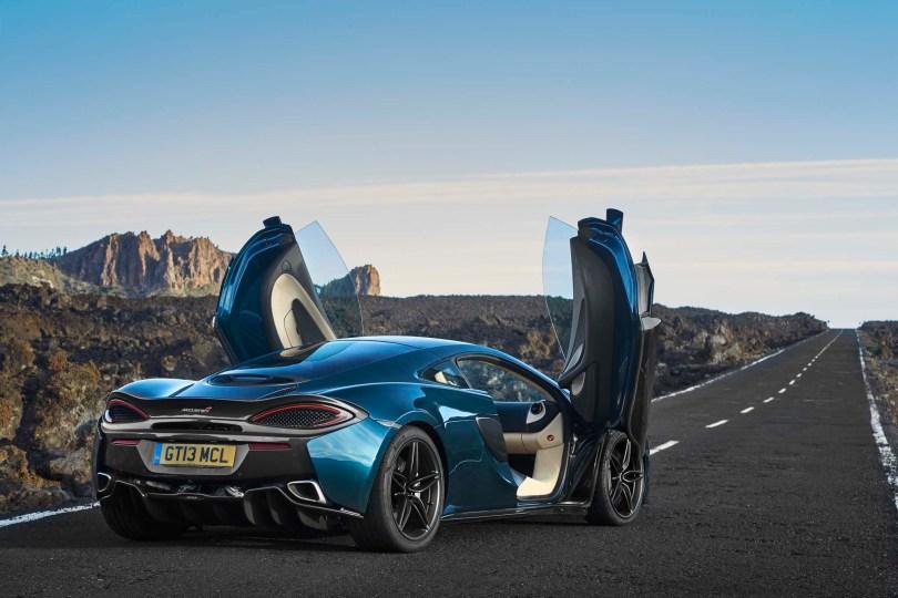 McLaren 570GT,