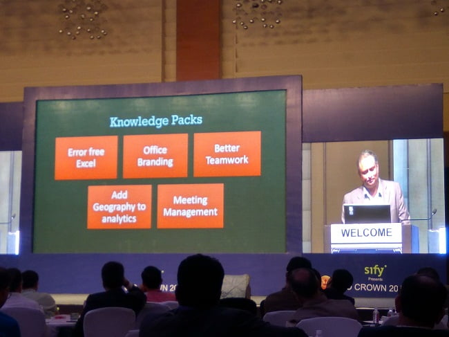 CIO Crown 2016 Event By Sify Technologies in Mumbai Overview (1)