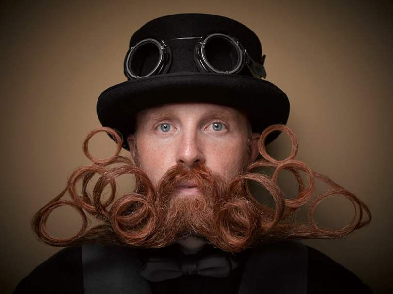 types of mustaches and beards,