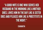 good wife,