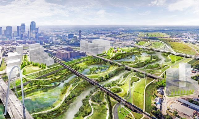 riverfront development,