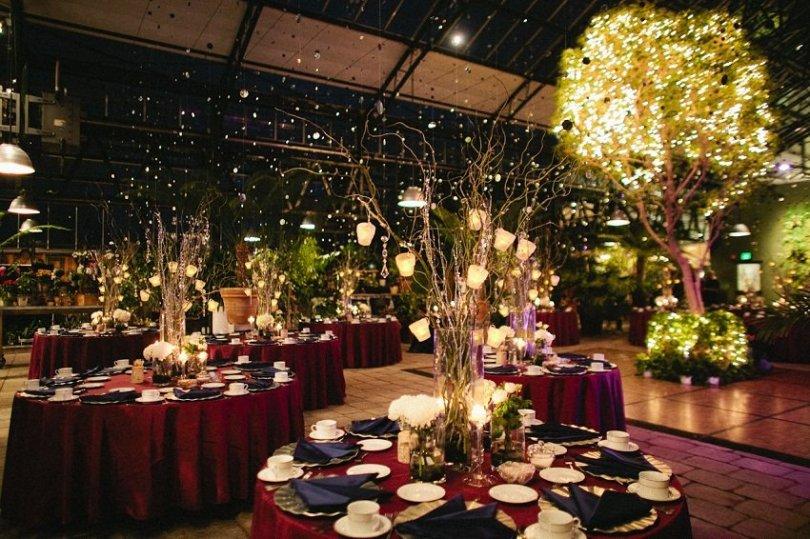 Ideas for wedding reception,