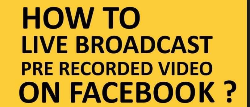 facebook live,
