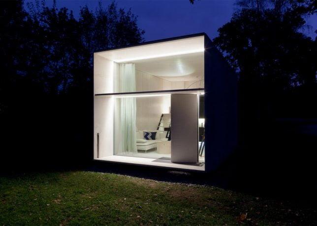 prefab cottage homes,