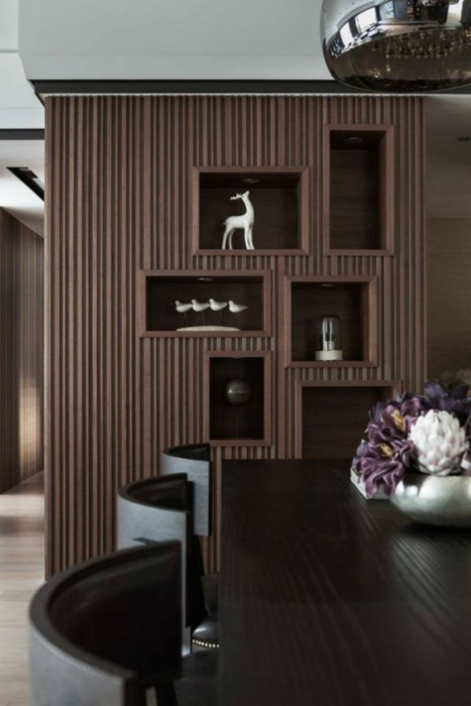 wooden carving partition,