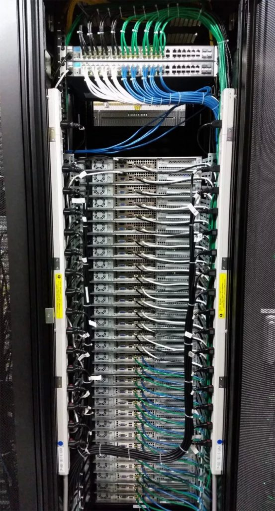 Examples Of Data Center Cable Management Best Practice Tips