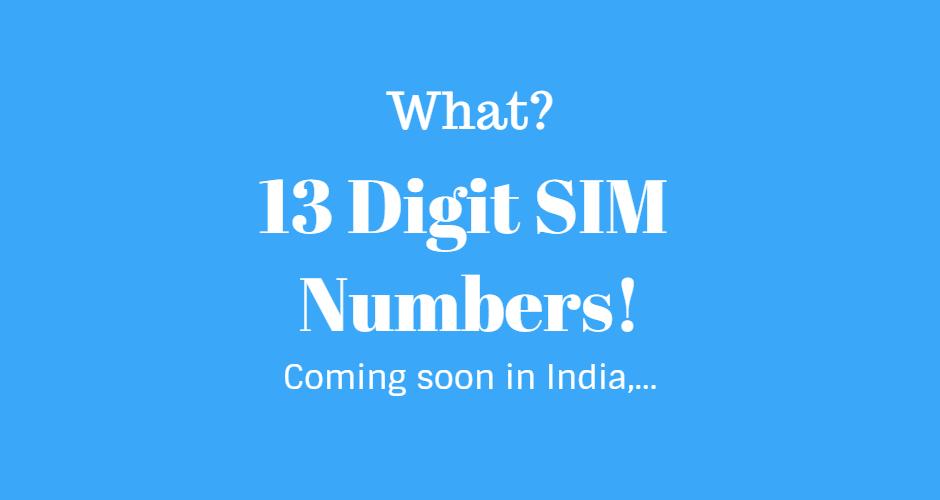 13 digit m2m, 13 digit mobile numbers, 13 digit sim numbers,