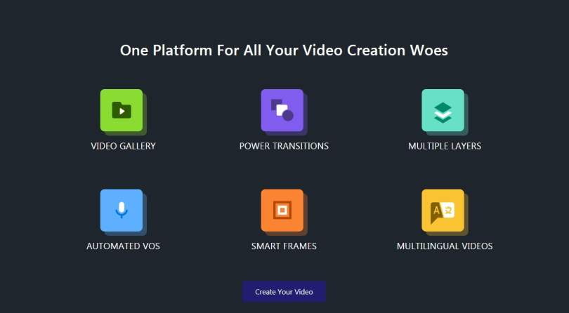 video creation platform