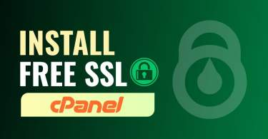 How To Install Free SSL Certificate Using CPanel KADVACORP