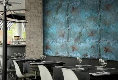 Metal Laminates, Artful Metals Collection, Decorative Ceiling Tiles,