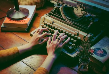 Writer block,