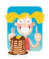 Carnaval na Irlanda-Pancake's Day