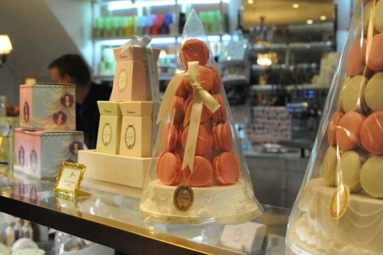Laduree Dublin Afternoon Tea Prices