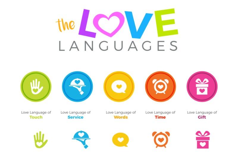 5 linguages do amor