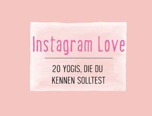 Instagram Yogis