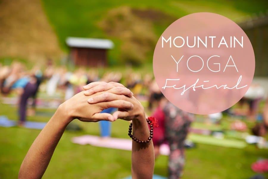 Mountain Yoga Festival St Anton