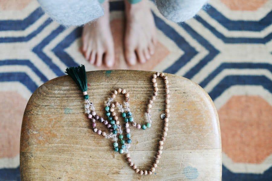 Japa Meditation mit einer hochwertigen Mala + Verlosung!