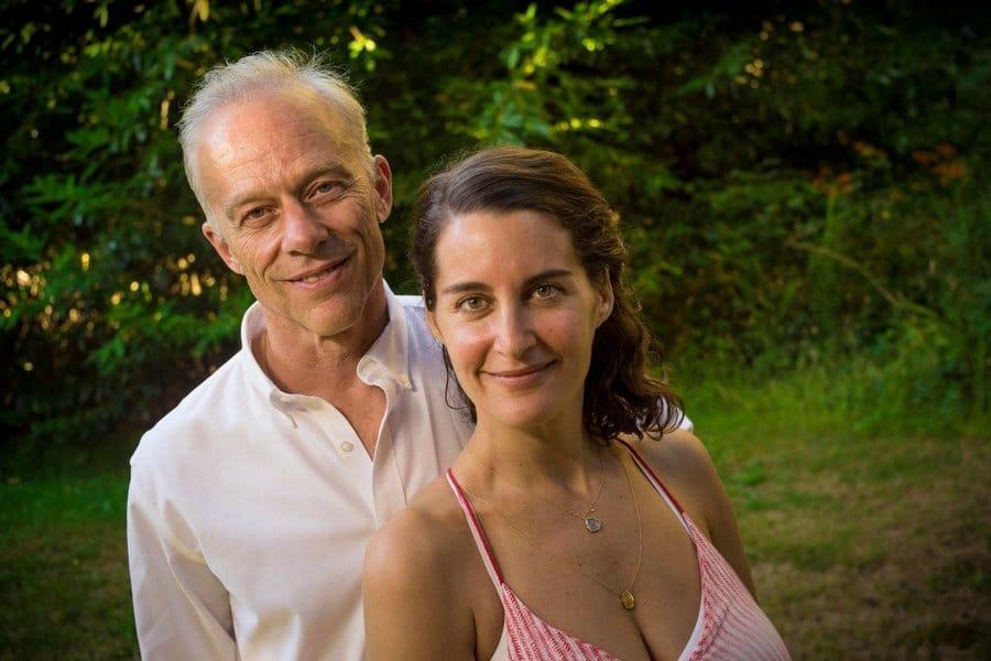 Elena Brower & Rod Stryker