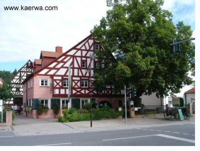 Gasthaus Roter Ochse Rückersdorf / Franken