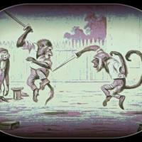 Monos con Navaja · ¿Qué día y qué raza?. Entrevista Lluerna teatre. Entrevista Sergio Marín