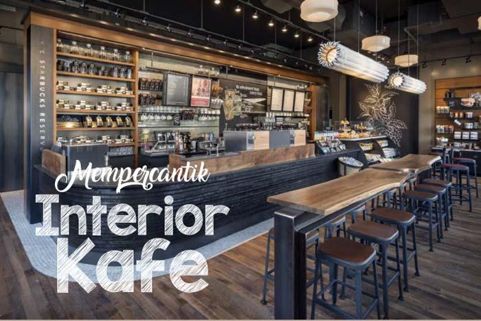 Konsep Desain Interior Kafe