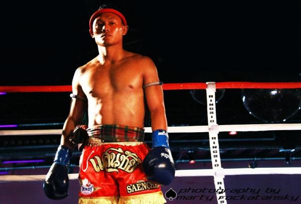 Органичный тайский бокс или 7 определений боевого ...