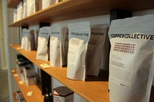 The Coffee Collective, Kaffe © Kaffebloggen.dk