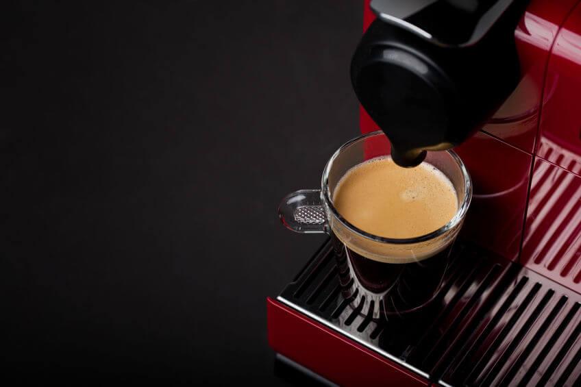 kaffeevollautomat frisch gebrüht